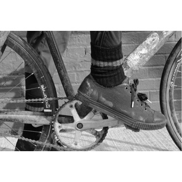 CHROME KURSK PRO 2.0 BLACK urban fietsschoenen