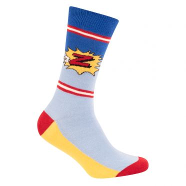 Le Patron - Cycling Socks - Z Team