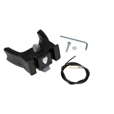 Ortlieb - eBike handlebar bag mounting kit without lock