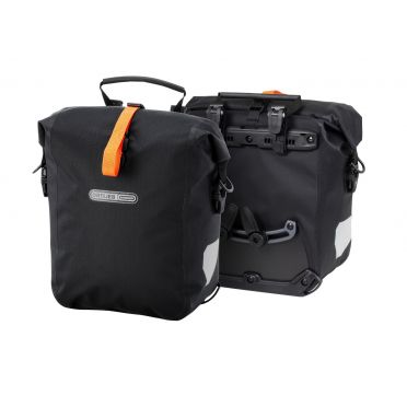 ORTLIEB- GRAVEL-PACK - BLACK