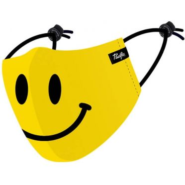 Pacific & Co. - Smiley Face Mask