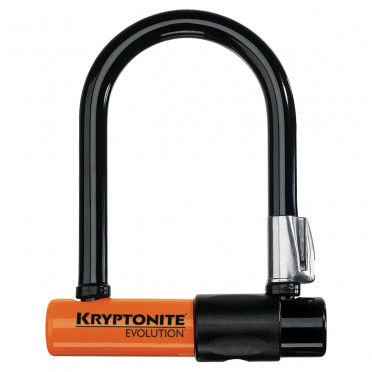 Kryptonite Evolution Mini-5 fietsslot