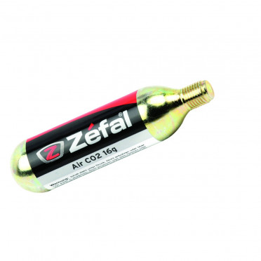 CO2 ZEFAL 12g / 16g / 25g patroon