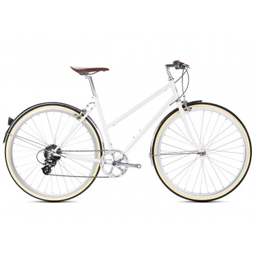 Sportieve damesfiets 6KU CONEY 8SPD